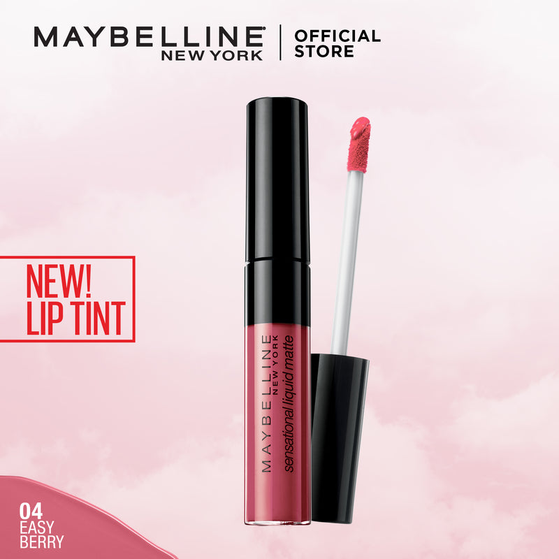 Color Sensational Liquid Lip Easy Berry - THEKULT.COM | Maybelline