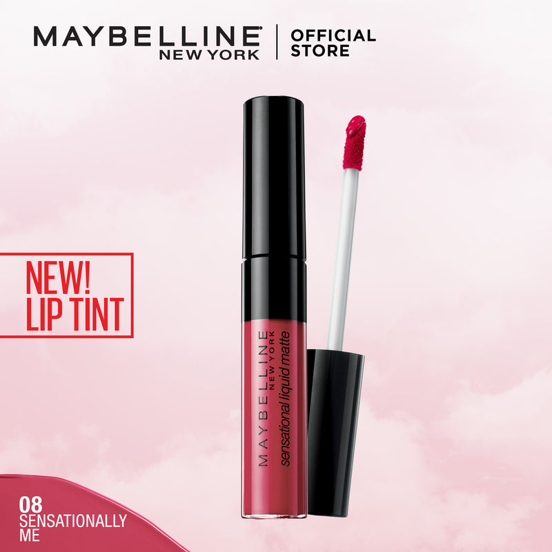 Color Sensational Liquid Lip 08 Sensationally Me