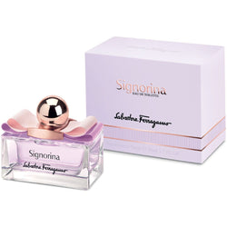 Salvatore Ferragamo Signorina For Women Eau De Toilette 100ml | THEKULT.COM