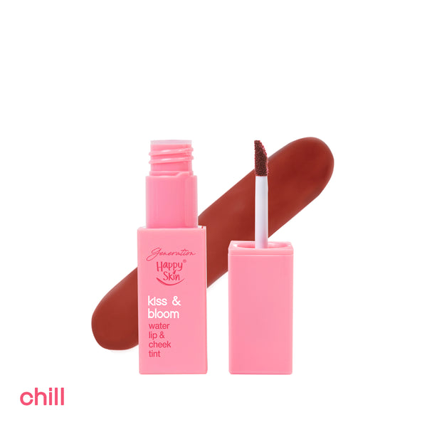 Generation Happy Skin Kiss & Bloom Water Lip & Cheek Tint in Chill