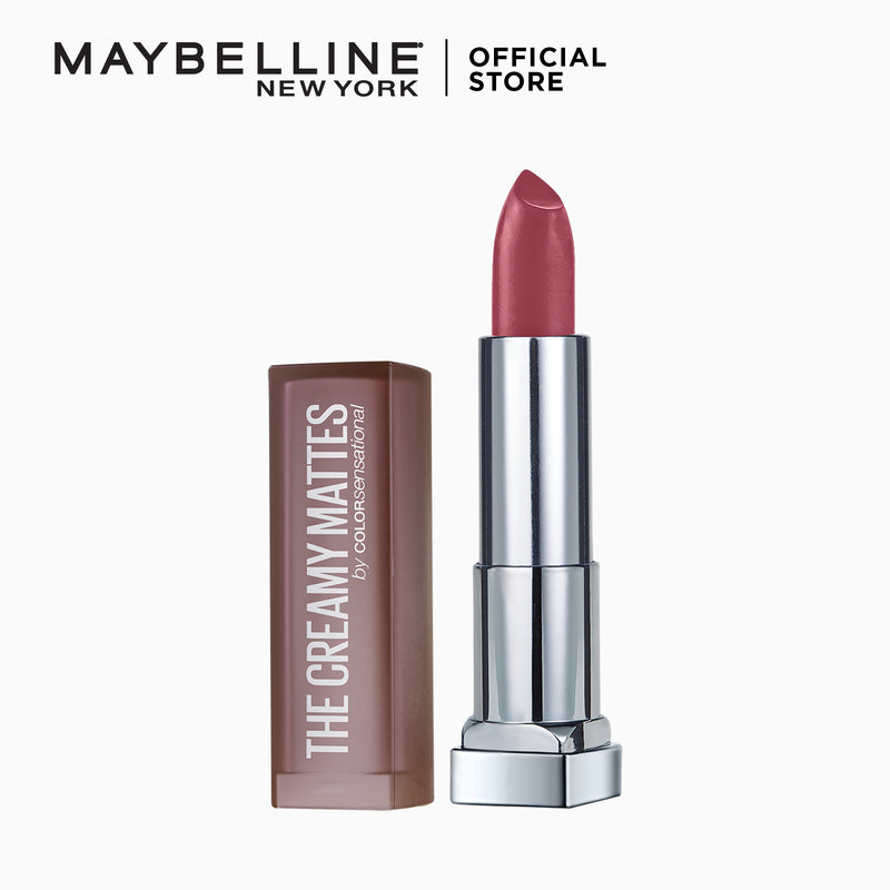 Color Sensational Creamy Mattes Touch Of Spice