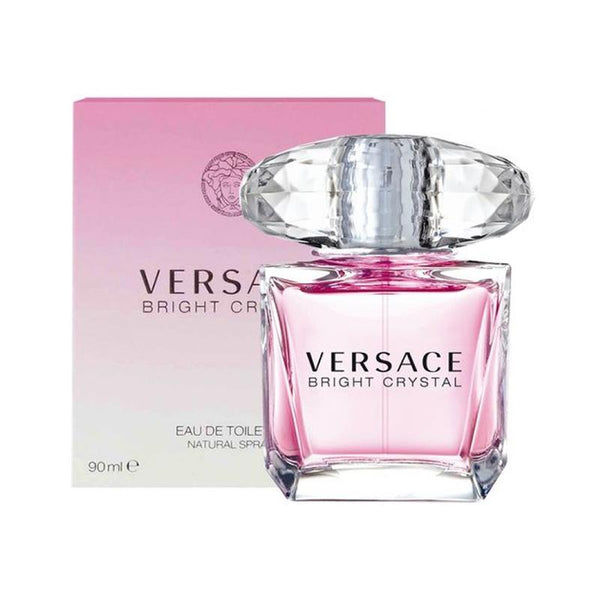 Bright Crystal EDT 90ml - THEKULT.COM | Versace