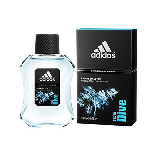 THEKULT.COM. Adidas. Ice Dive Eau De Toilette For Men 100ml