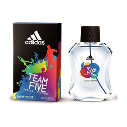 Team Five EDT 100ml - Men - THEKULT.COM | Adidas