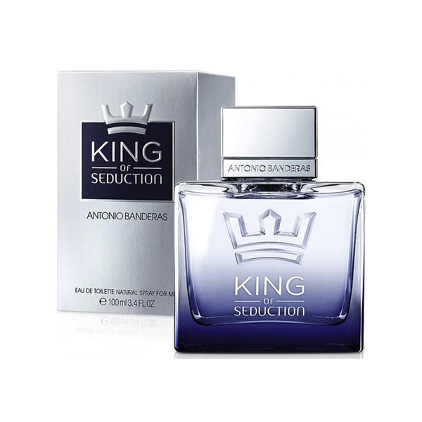 THEKULT.COM. Antonio Banderas. King Of Seduction Eau De Toilette 100ml