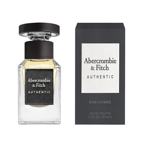 Authentic For Him EDT 30ml - THEKULT.COM | Abercrombie & Fitch