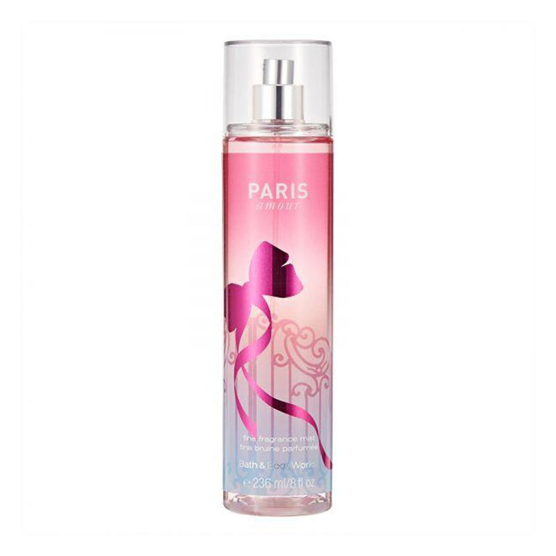 Paris Amour Fragrance Mist 236ml - THEKULT.COM | Bath & Body Works