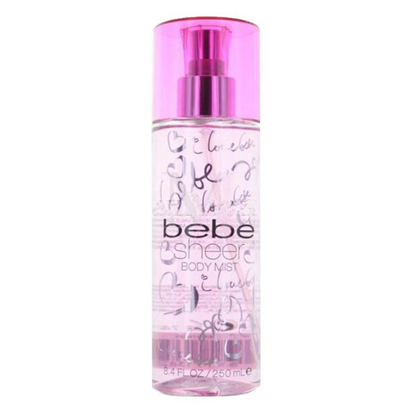 Sheer Body Mist 250ml - THEKULT.COM | BEBE