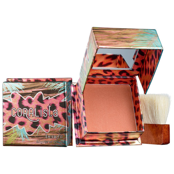 Coralista Blush Powder 8.0g - THEKULT.COM | Benefit Cosmetics