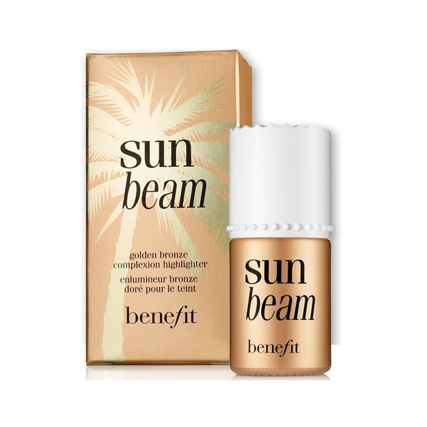 Sun Beam Golden Bronze Highlighter 10ml - THEKULT.COM | Benefit Cosmetics
