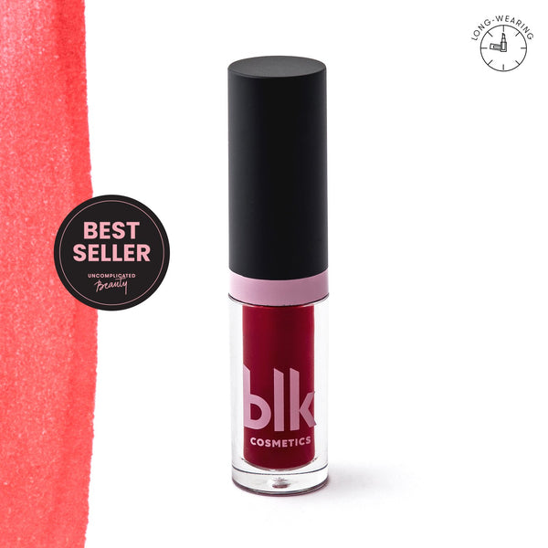 THEKULT.COM. BLK Cosmetics. Blk Cosmetics All-Day Lip And Cheek Tint Red