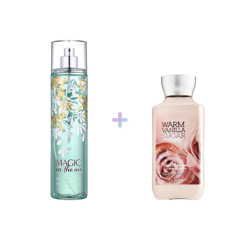 Bath and Body Works Special Set - 4