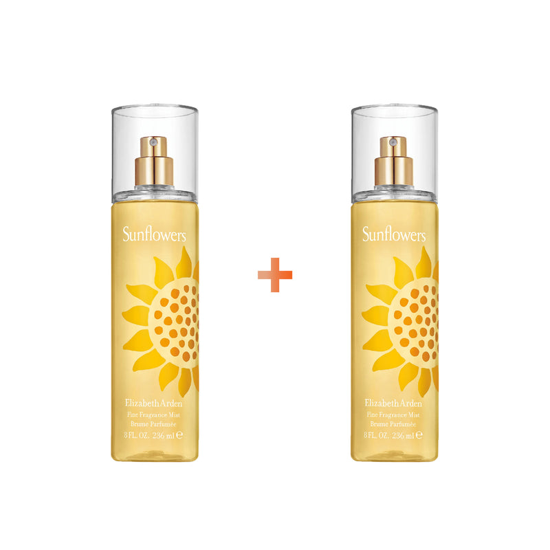 Sunflowers Fragrance Mist Set