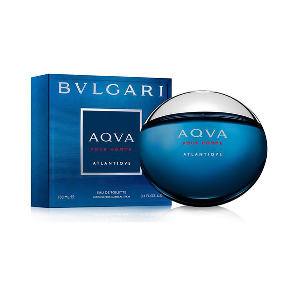 Aqva Atlantiqve EDT 100ml - Men - THEKULT.COM | BVLGARI
