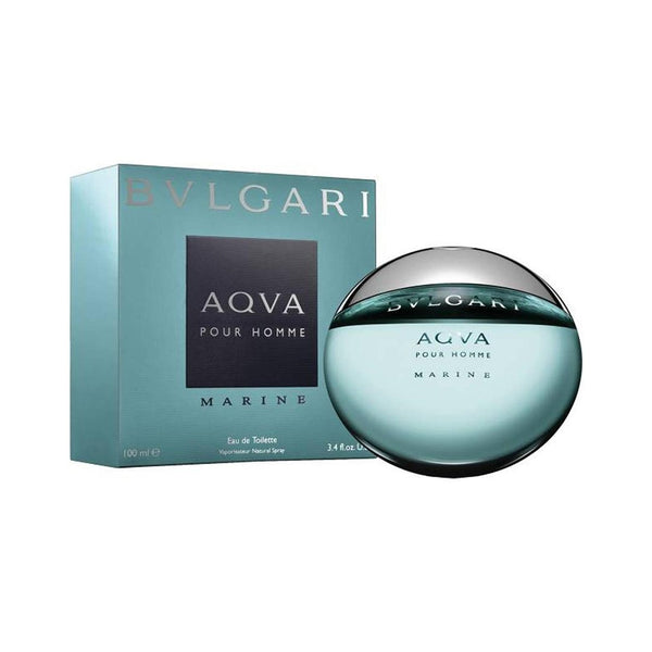 Aqvamarine EDT 100ml - Men - THEKULT.COM | BVLGARI