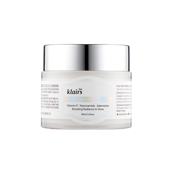 THEKULT.COM. Dear Klairs. Freshly Juiced Vitamin e-mask