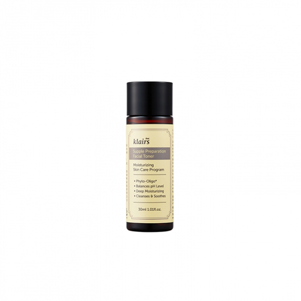 Supple Preparation Facial Toner (30ml) - THEKULT.COM | Dear Klairs