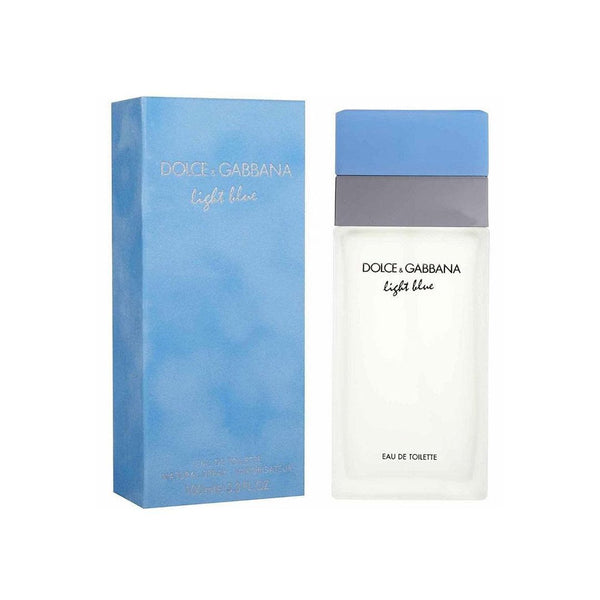 THEKULT.COM. Dolce & Gabbana. Light Blue Eau De Toilette For Women 100ml
