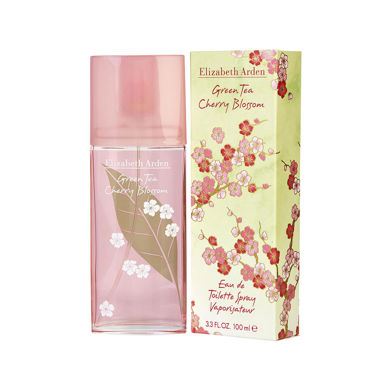 THEKULT.COM. Elizabeth Arden. Green Tea Cherry Blossom Eau De Toilette For Women 100ml