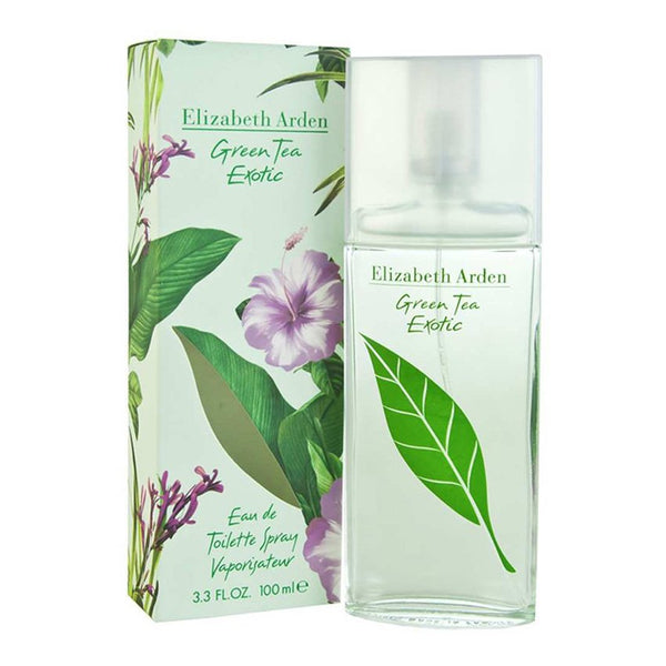 THEKULT.COM. Elizabeth Arden. Green Tea Exotic Eau De Toilette For Women 100ml