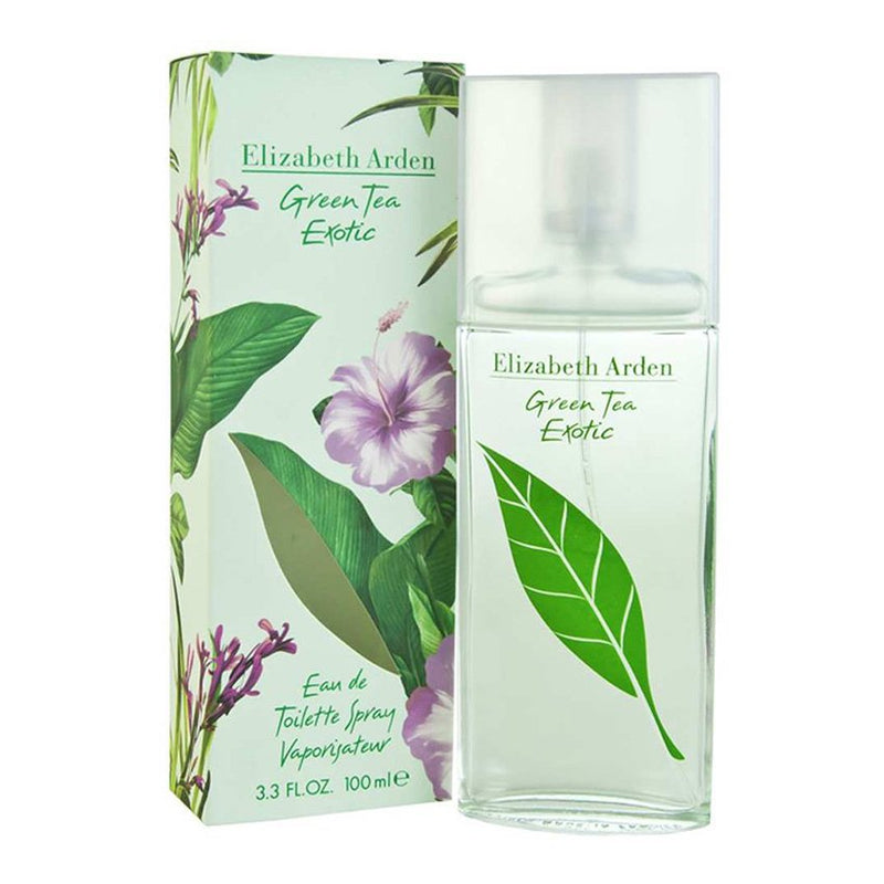 Green Tea Exotic EDT 100ml - Women - THEKULT.COM | Elizabeth Arden