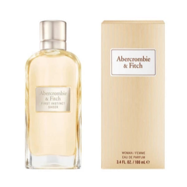 First Instinct Sheer For Her EDP 100ml - THEKULT.COM | Abercrombie & Fitch