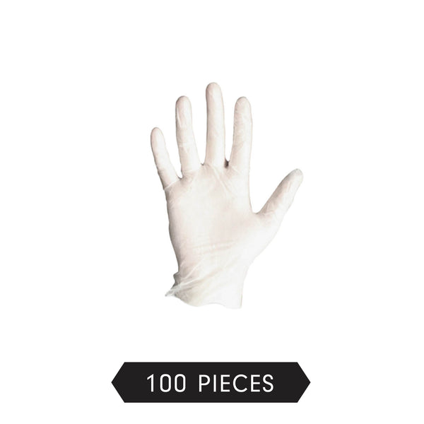 Vinyl Gloves (100 pcs)