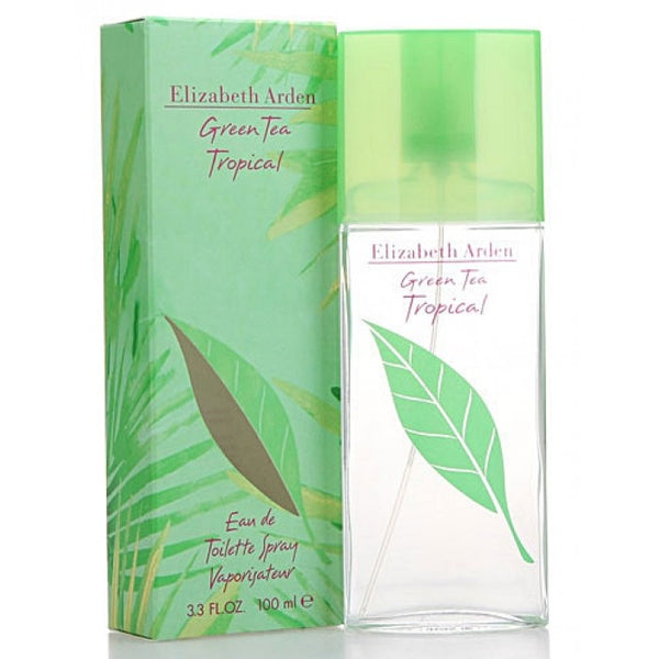 Green Tea Tropical EDT 100ml - Women - THEKULT.COM | Elizabeth Arden