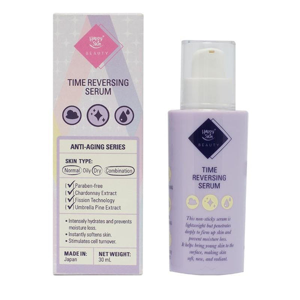 THEKULT.COM. Happy Skin. Happy Skin Beauty Time Reversing Serum