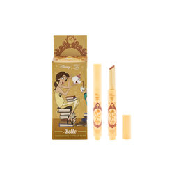 Happy Skin x Disney Moisturizing Matte Lip Click - Belle - THEKULT.COM | Happy Skin