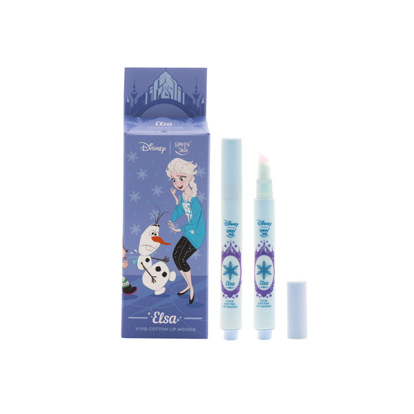 THEKULT.COM. Happy Skin. Happy Skin x Disney Vivid Cotton Lip Mousse - Elsa