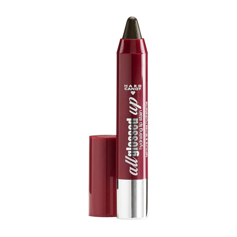 THEKULT.COM. Hard Candy. All Glossed Up Hydrating Lip Stain Black Cherry 1.7oz