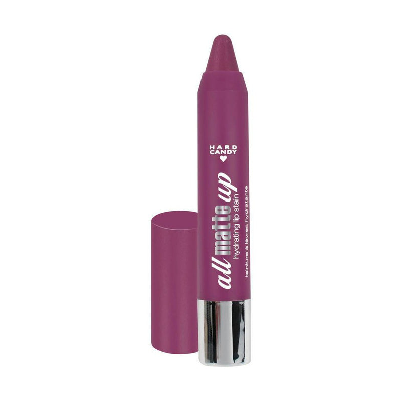 THEKULT.COM. Hard Candy. All Matte Up Hydrating Lip Stain Berry Matte 1.7 oz