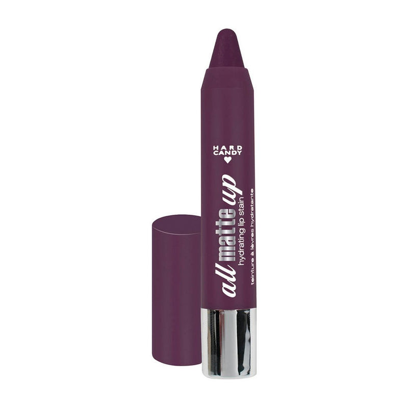 THEKULT.COM. Hard Candy. All Matte Up Hydrating Lip Stain Venom 1.7 oz
