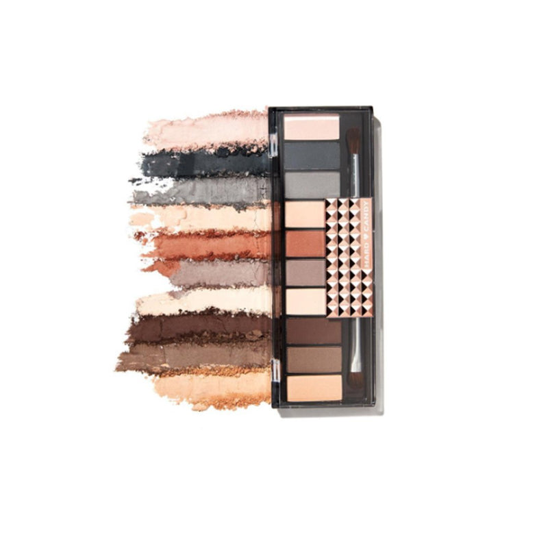 Top Ten Trend Setters Birthday Suit Eyeshadow Palette 13g - THEKULT.COM | Hard Candy