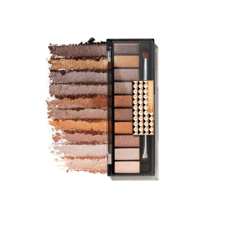 THEKULT.COM. Hard Candy. Top Ten Trend Setters Naturally Gorgeous Eye Shadow Pallet 13g