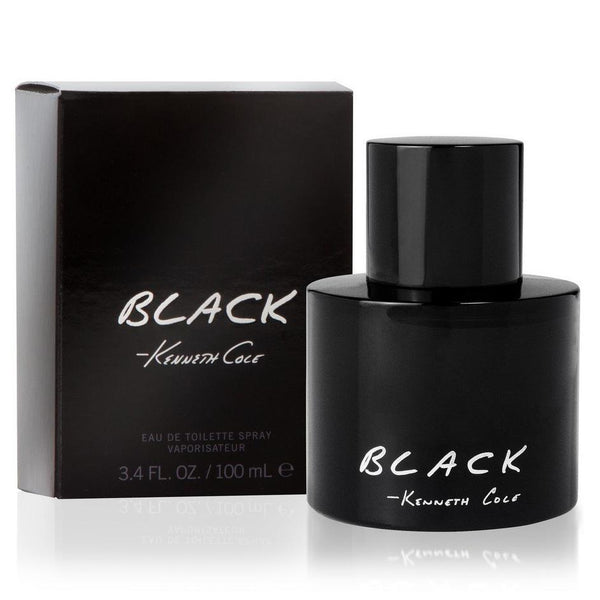 Black EDT 100ml - For Men - THEKULT.COM | Kenneth Cole