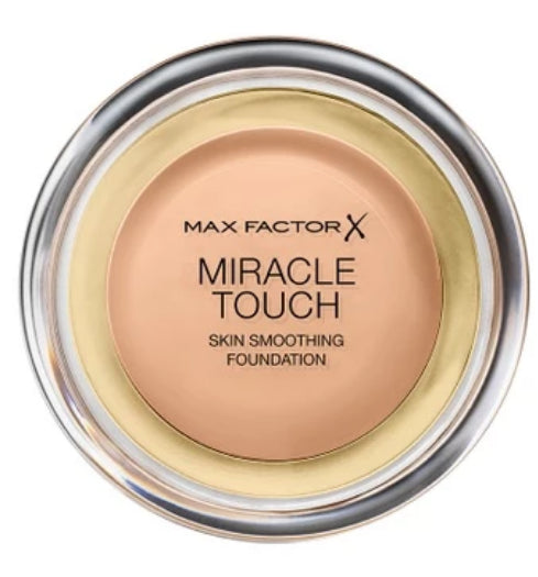 Miracle Touch Foundation Warm Almond