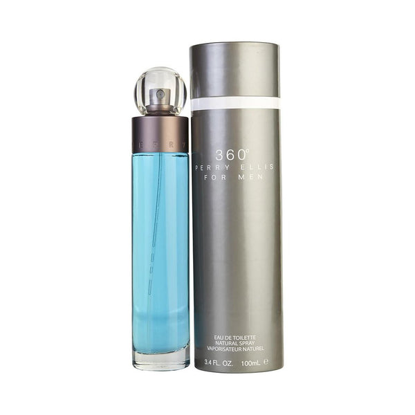 360 EDT 100ml - Men - THEKULT.COM | Perry Ellis