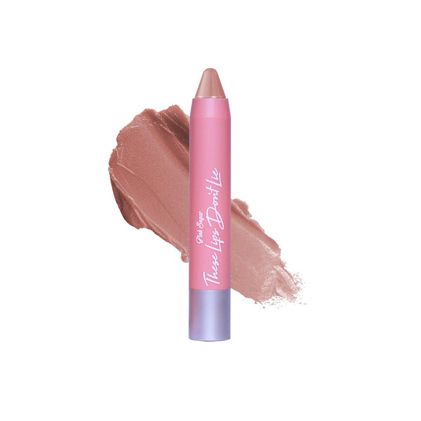 These Lips Don't Lie Lip Crayon- Breakfast in Bed - THEKULT.COM | Pink Sugar