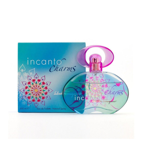 THEKULT.COM. Salvatore Ferragamo. Incanto Charms Eau De Toilette For Women 100ml