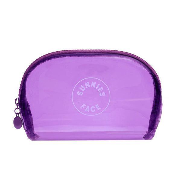 THEKULT.COM. Sunnies Face. Grape Jelly Pouch