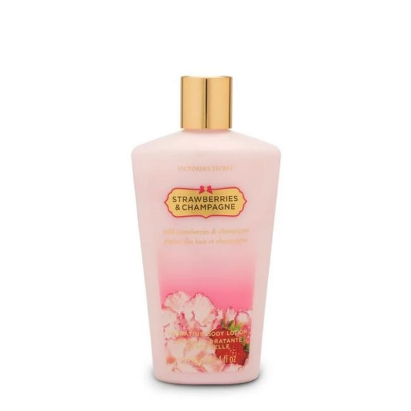 Strawberry and Champagne Body Lotion 250ml