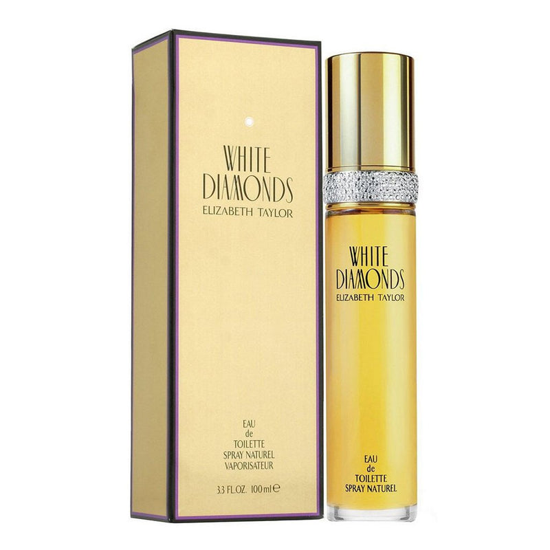 White Diamonds EDT 100ml - Women - THEKULT.COM | Elizabeth Taylor