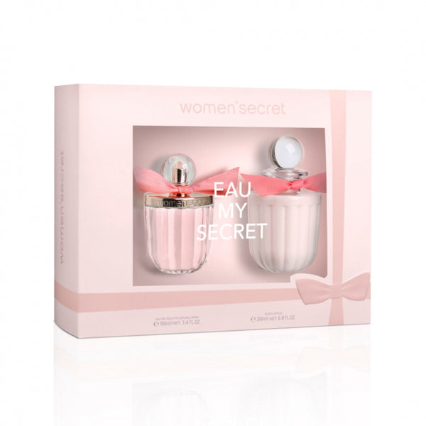 Women'Secret Gift Set