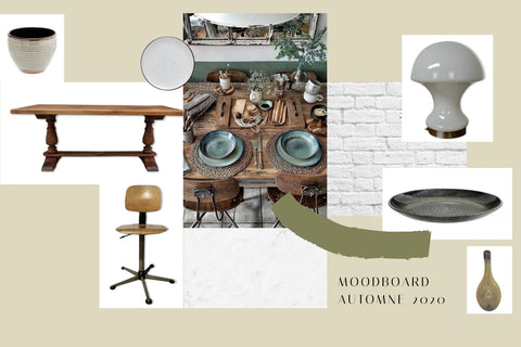Moodboard automne 2020