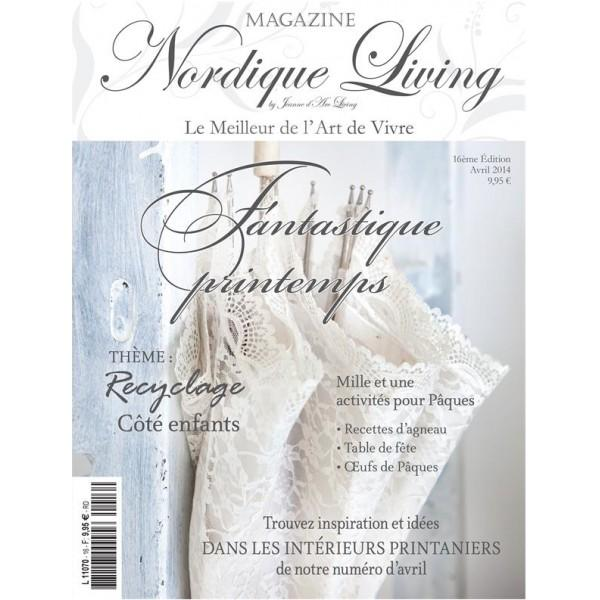 Magazine Nordique Living avril 2014 - Modus Vivendi Antiques