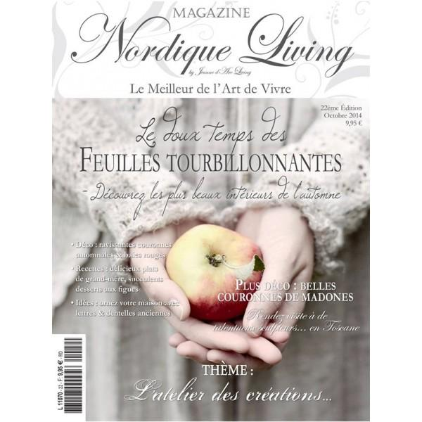 Magazine Nordique Living octobre 2014 - Modus Vivendi Antiques