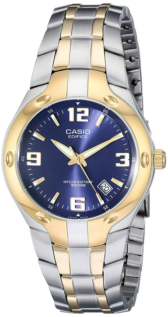 CASIO EF106SG-2AV Edifice reloj digi-analo acero inoxidable