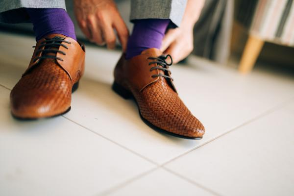 Best Dress Socks for Your Groomsmen